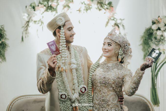 Smesco Convention Hall Wedding of Nadya & Ali by alienco photography - 045