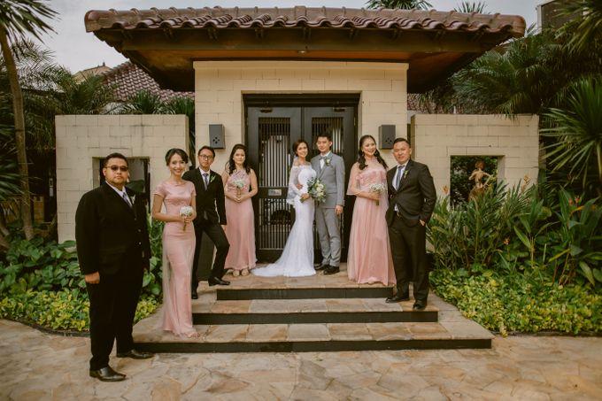 The Wedding Of Yonas And Priska by Chesara Makeup - 003