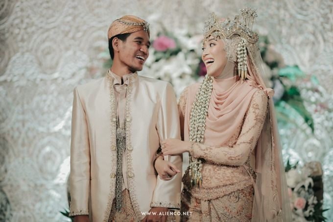 The Wedding of Putri & Lanang by alienco photography - 008