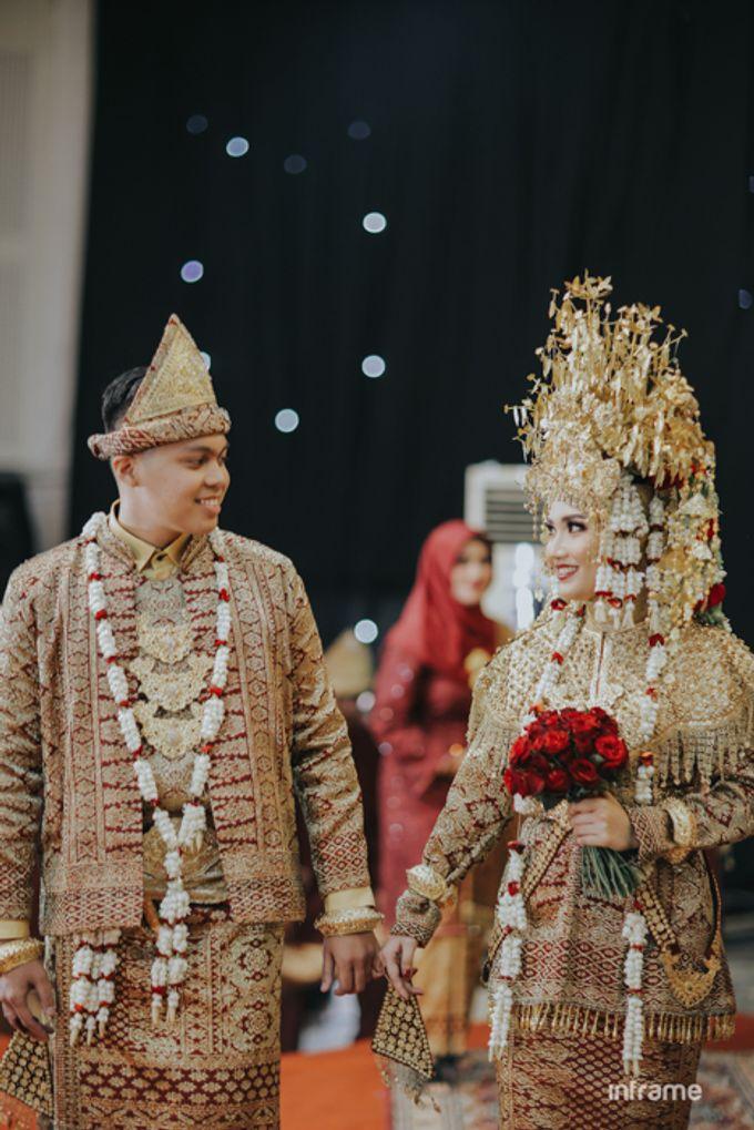 Yozha & Weldy Wedding day by Inframe photo video - 034
