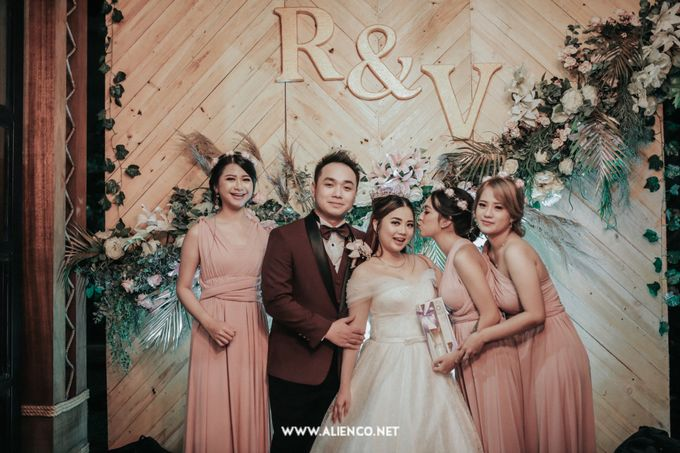 The Wedding of Richard & Valerie by alienco photography - 020