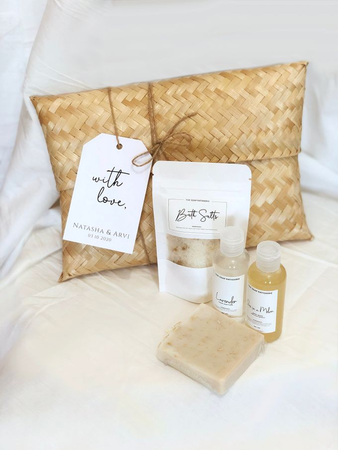 Traditional Themed Wedding Favor for Natasha & Arvi by The Soap Patisserie - 003