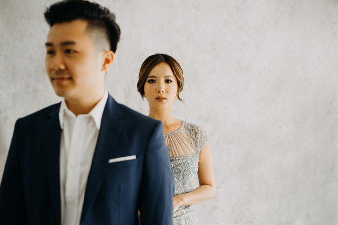 Anton & Silvy Prewedding by Kev by MA Fotografia - 008