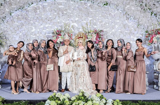 The wedding story  of Echa & Harya by Video Art - 041