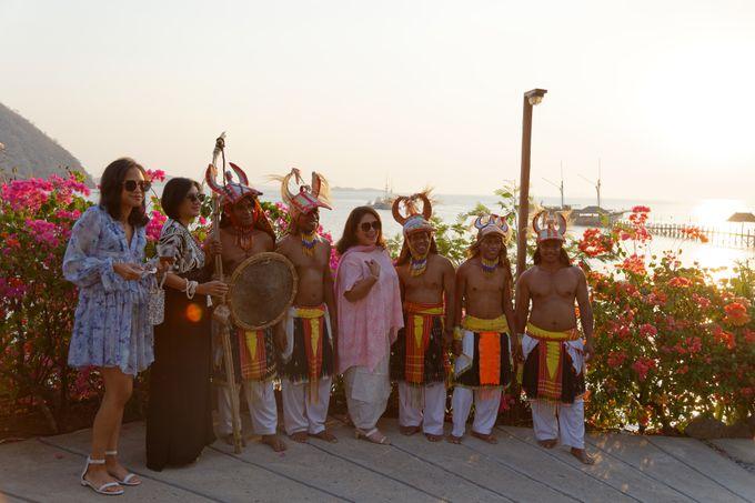 Ayla Dimitri & Rama Wedding at Plataran Komodo by Plataran Indonesia - 017
