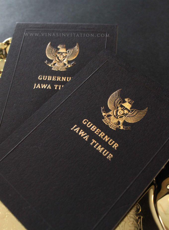 buku notes - Gubernur Jawa Timur by Vinas Invitation - 001