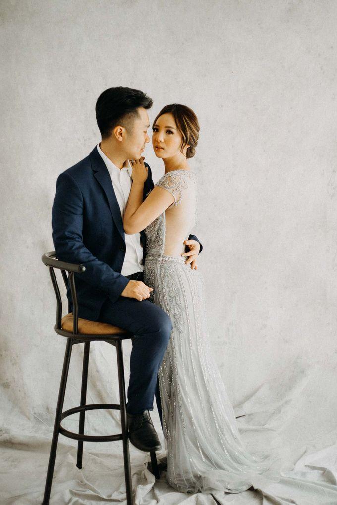 Anton & Silvy Prewedding by Kev by MA Fotografia - 010