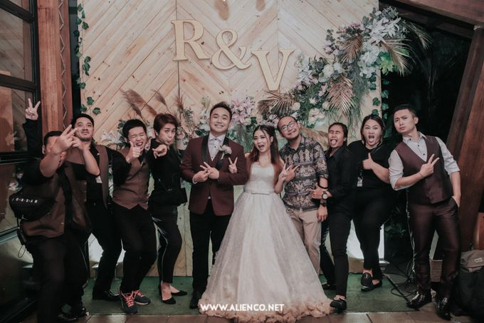 The Wedding of Richard & Valerie by alienco photography - 049