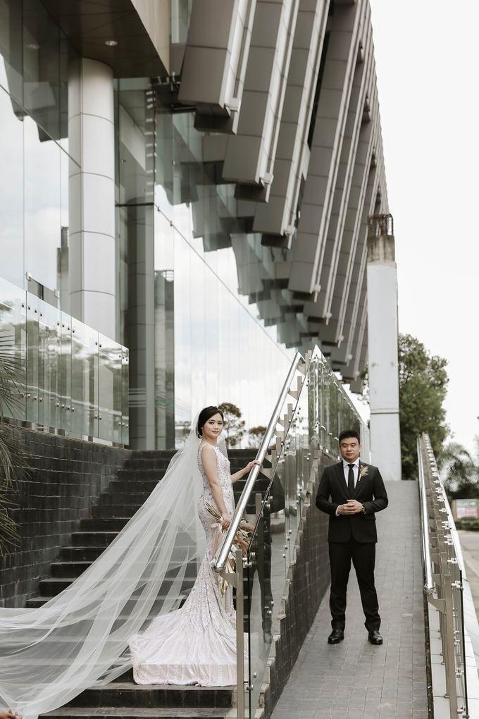 The Wedding of  Tirto & Jessy by Satori Planner - 009