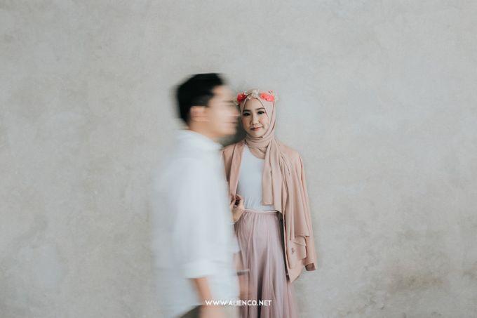The Prewedd Of Mona & Lutfi by alienco photography - 021