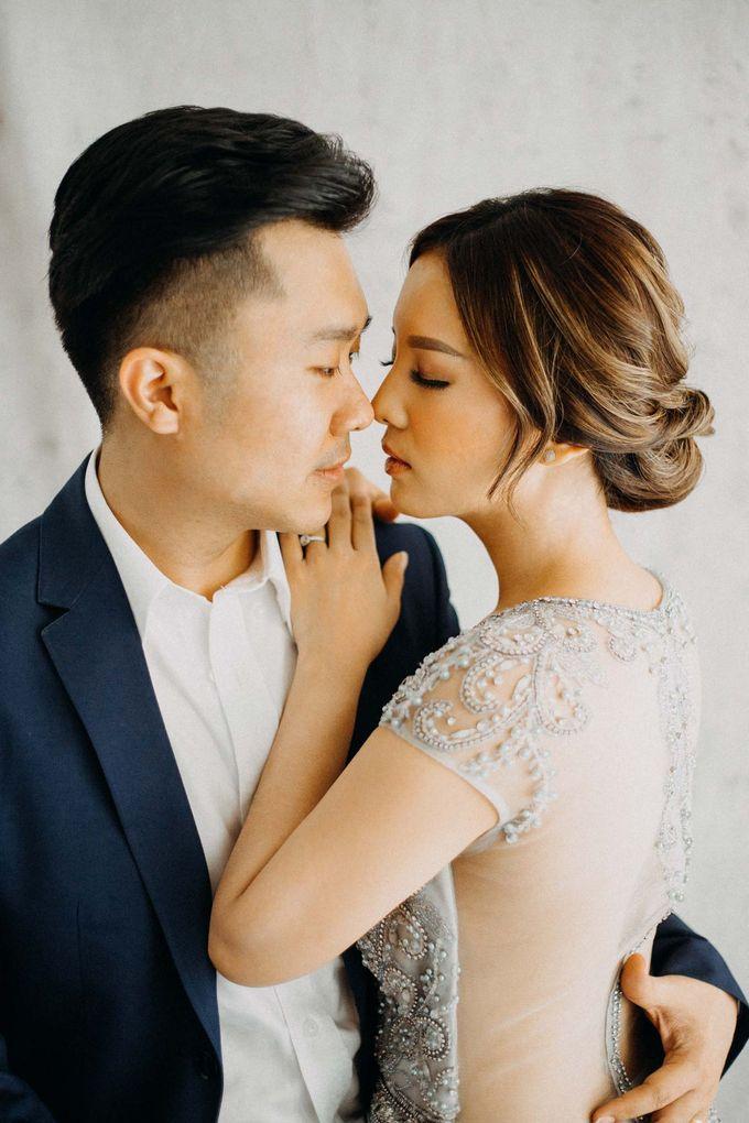 Anton & Silvy Prewedding by Kev by MA Fotografia - 011