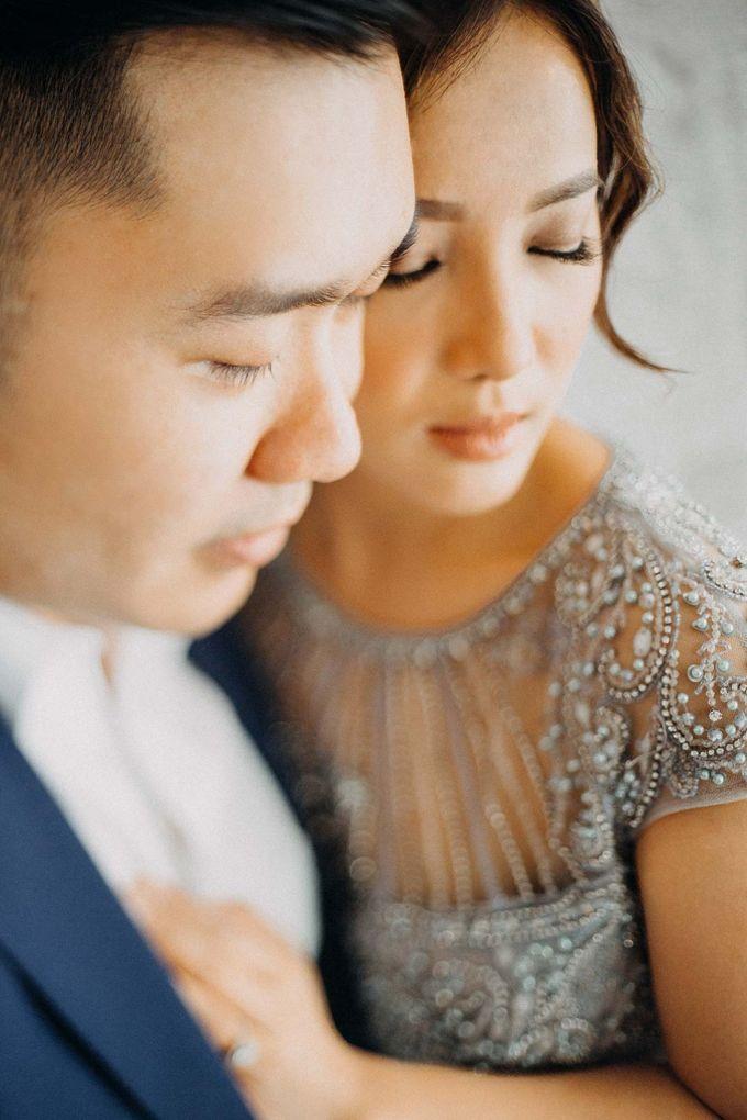 Anton & Silvy Prewedding by Kev by MA Fotografia - 012