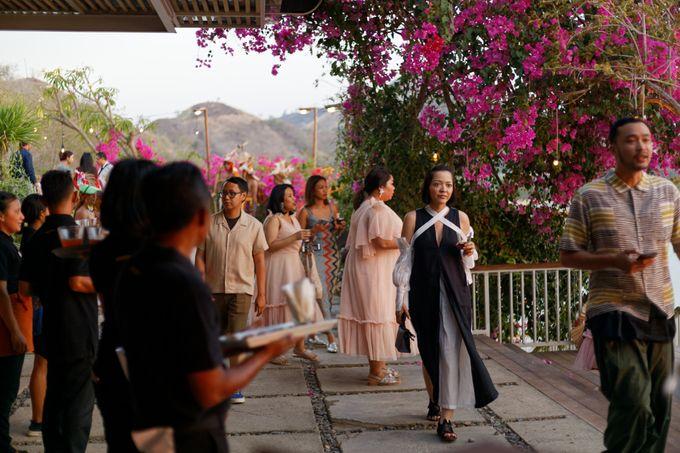 Ayla Dimitri & Rama Wedding at Plataran Komodo by Plataran Indonesia - 020