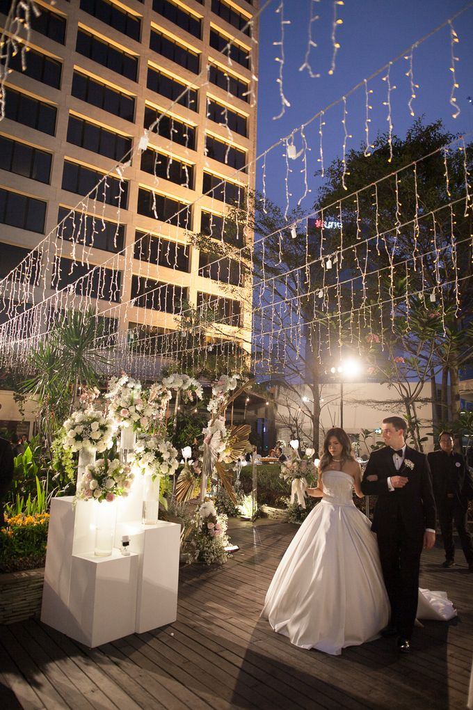 Wedding Of Bianca & Stavros by Mandarin Oriental, Jakarta - 006