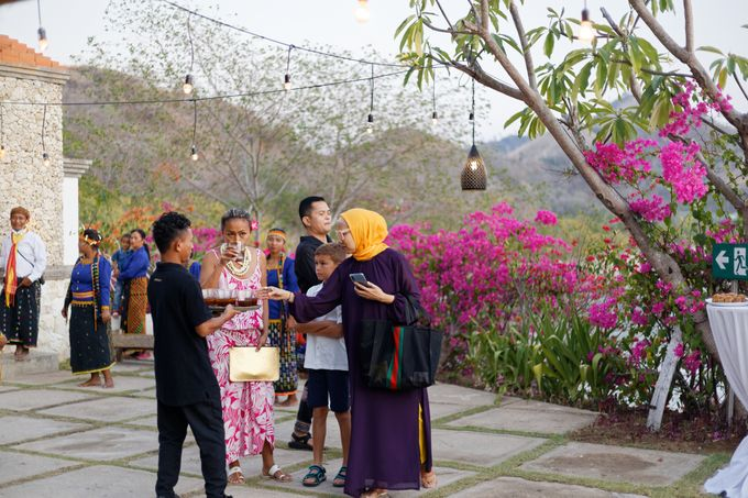 Ayla Dimitri & Rama Wedding at Plataran Komodo by Plataran Indonesia - 021
