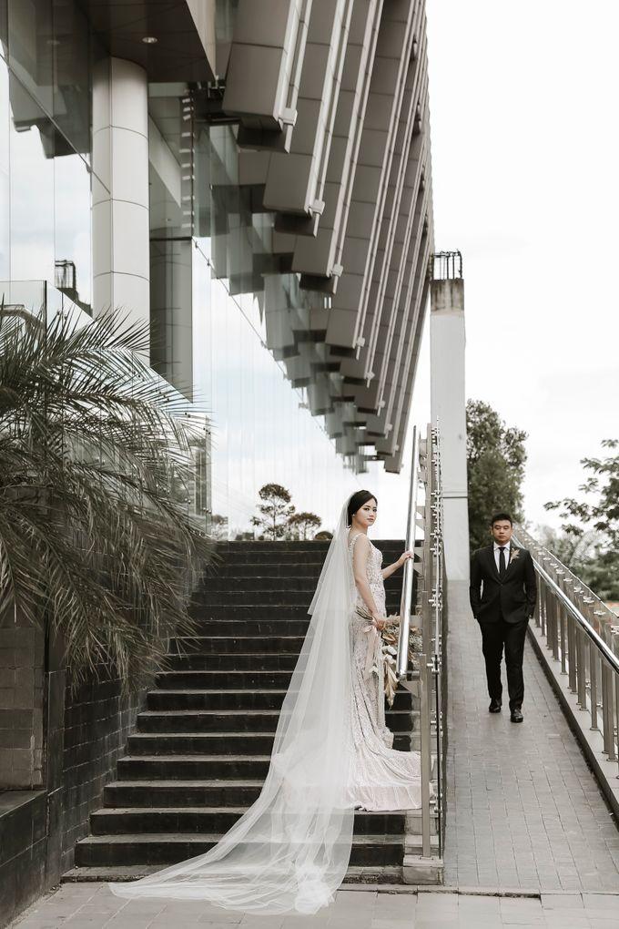 The Wedding of  Tirto & Jessy by Satori Planner - 005