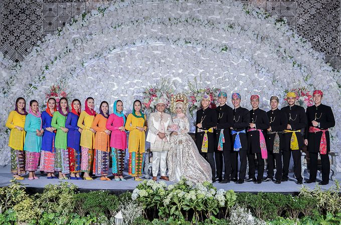 The wedding story  of Echa & Harya by Video Art - 042