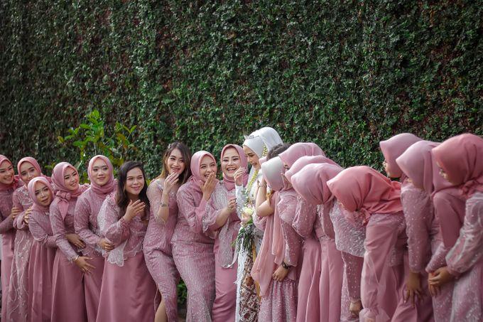 Herson & Dina Wedding by SAND WEDDING ORGANIZER - 007
