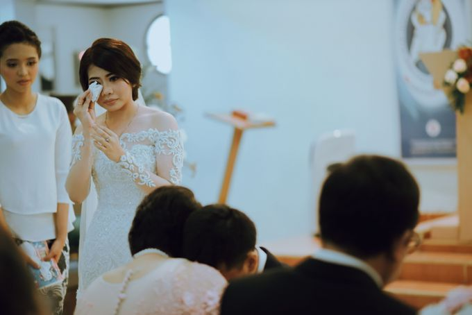 Taufan & Dessy Wedding by Cerita Kita Organizer - 003