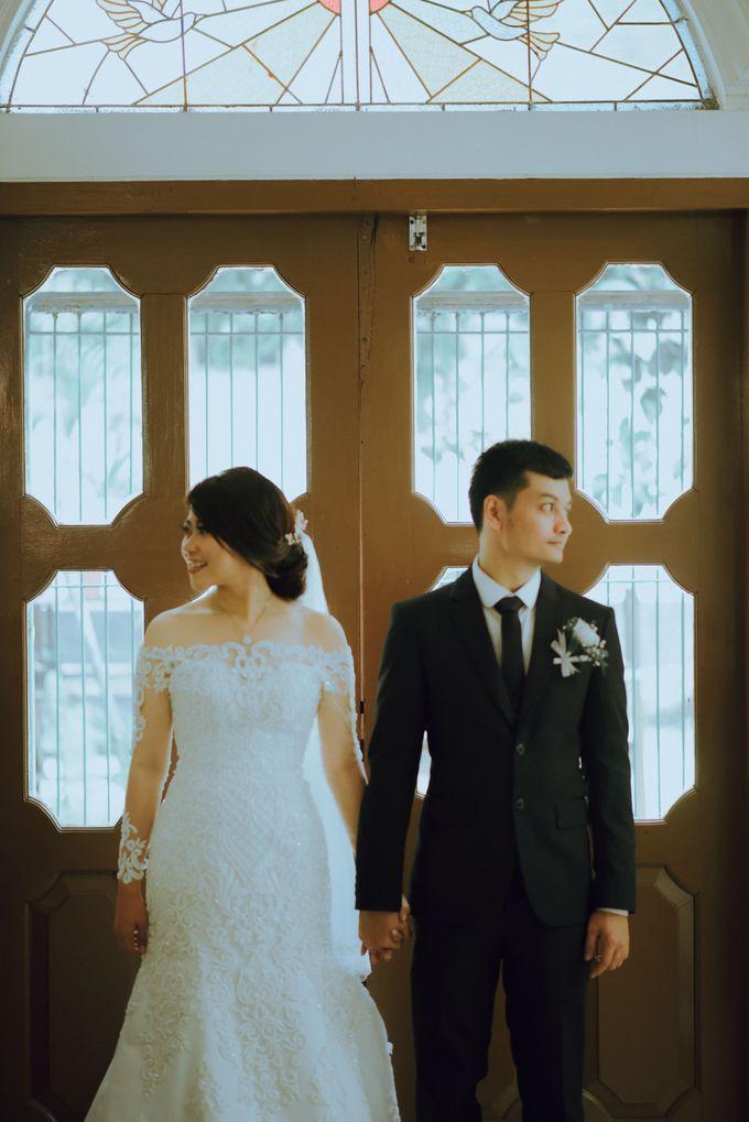 Taufan & Dessy Wedding by Cerita Kita Organizer - 004