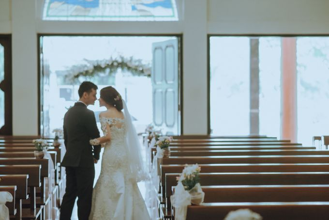 Taufan & Dessy Wedding by Cerita Kita Organizer - 005