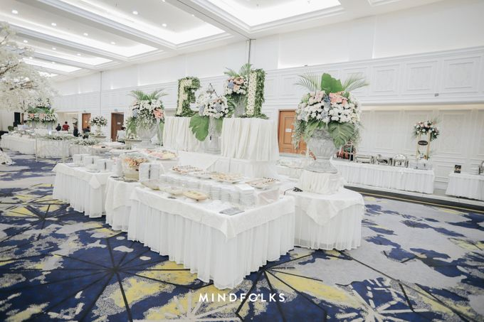 INTERNATIONAL RECEPTION OF FIFI & IAN by Dwi Tunggal Citra Catering - 007