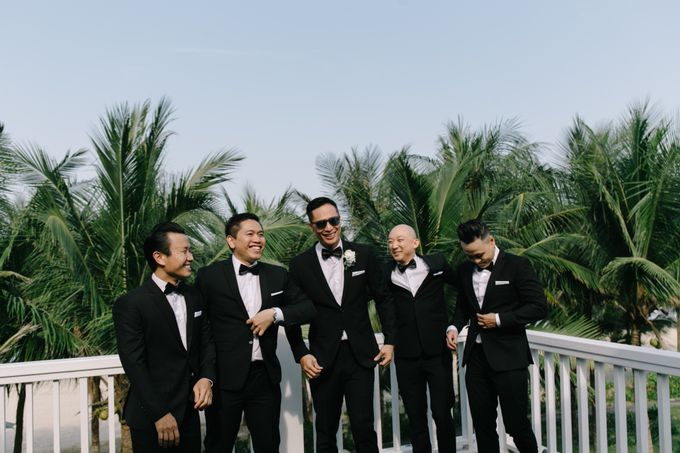Cath and Sid wedding day in Hoi An Vietnam | Ruxat Vietnam wedding photographer by Ruxat Photography - 026