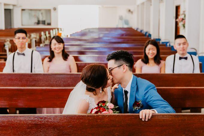 Wedding day by JOHN HO PHOTOGRAPHY - 041