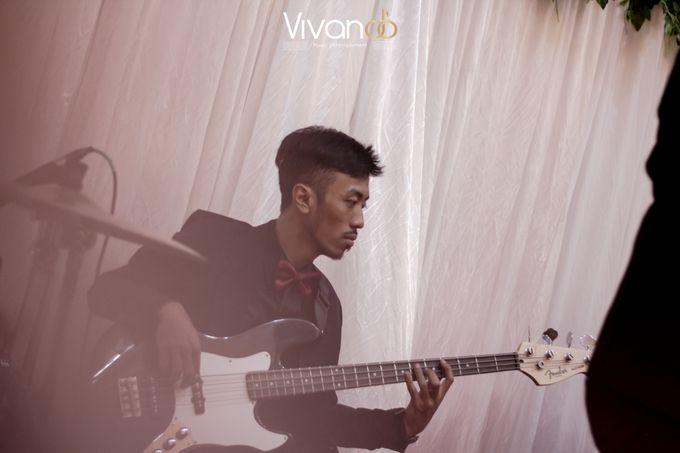 The Wedding of Ditha and Ramadhan by Vivando Music Entertainment - 007