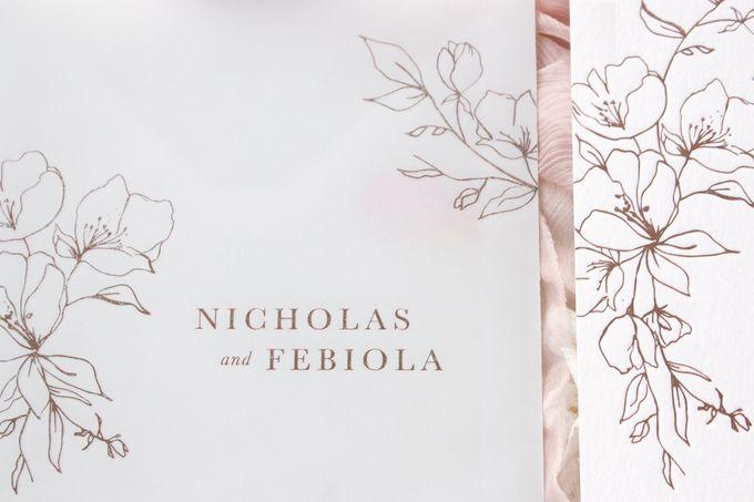 Nicholas & Febiola by The Fine Press - 006
