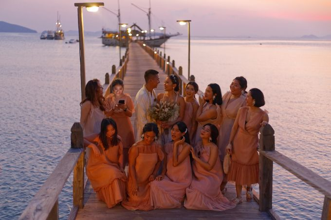Ayla Dimitri & Rama Wedding at Plataran Komodo by Plataran Indonesia - 024