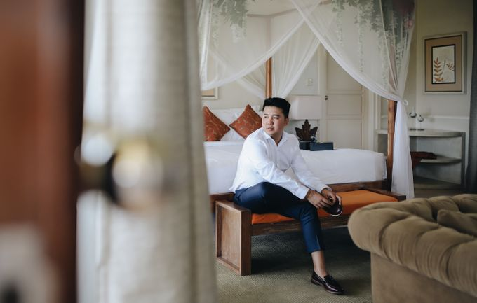 The Wedding of Michelle & Andreas by Bali Eve Wedding & Event Planner - 008
