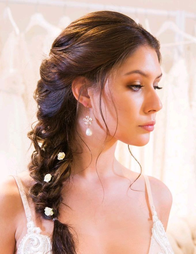 Bridal Hair by Maë Hair Specialist - 007