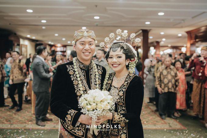 The Wedding of Sisi and Arnaud by MAC Wedding - 029