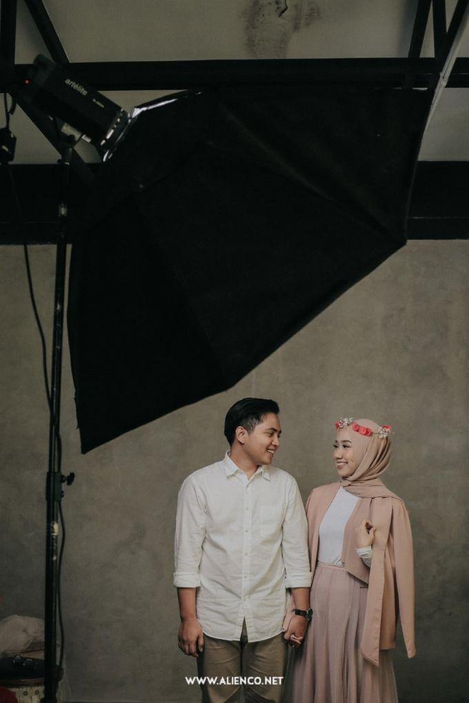 The Prewedd Of Mona & Lutfi by alienco photography - 023