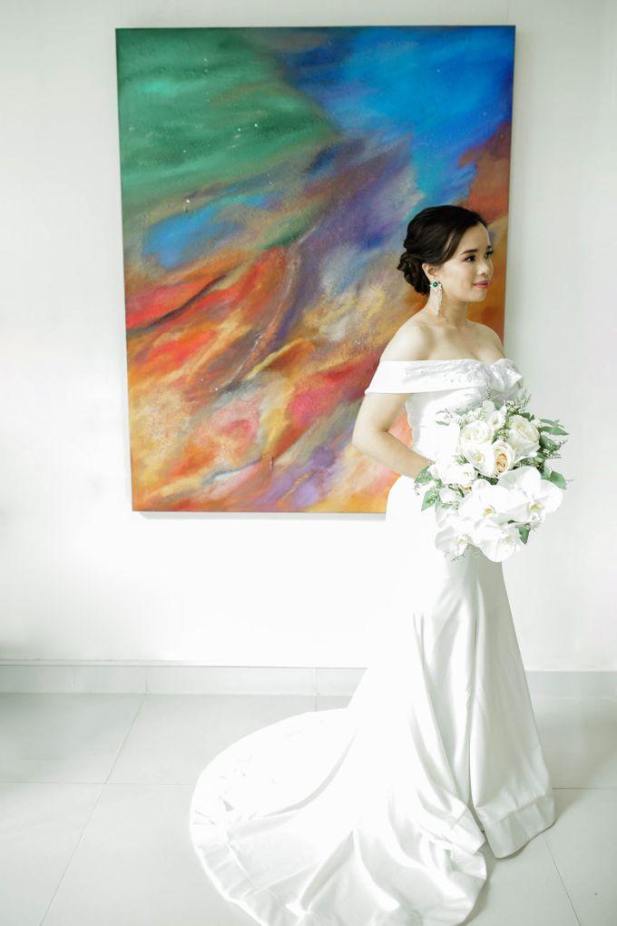 A Fresh and Modern Minimalist Iglesia Ni Cristo Wedding by Eye Candy Manila Event Styling Co. - 018