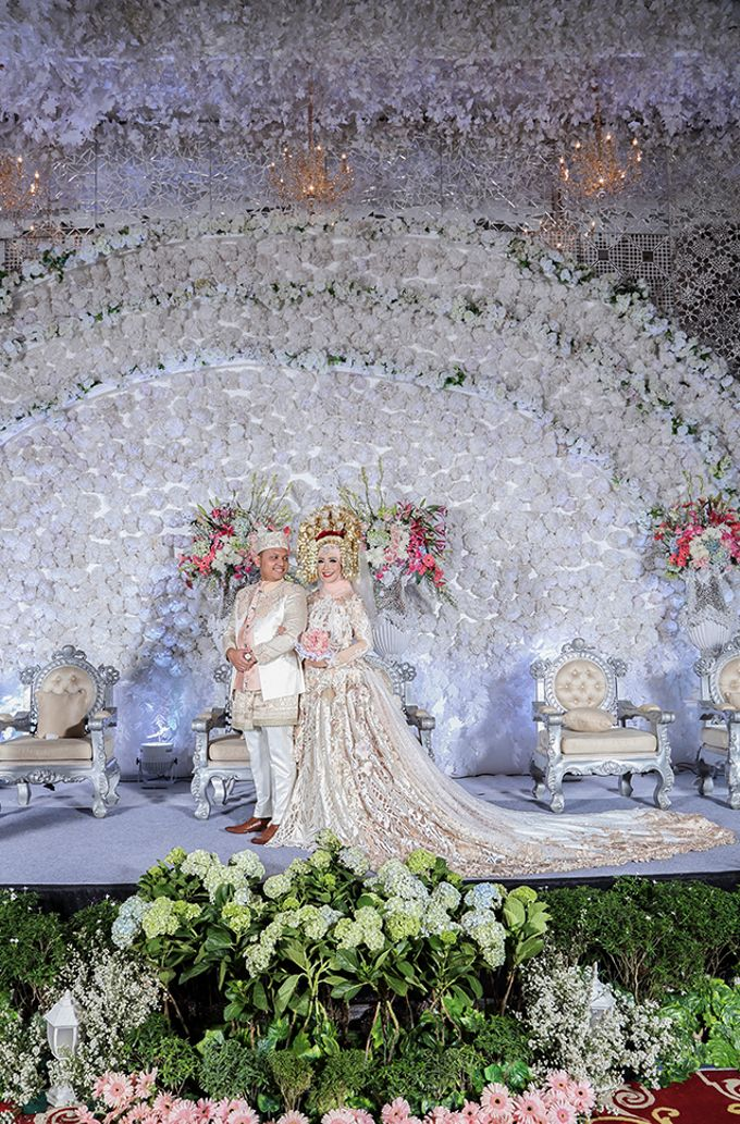 The wedding story  of Echa & Harya by Video Art - 045