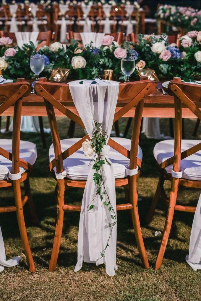 Rustic Alfresco Clifftop Wedding at Bayuh Sabbah Villa - Bali by Silverdust Decoration - 008