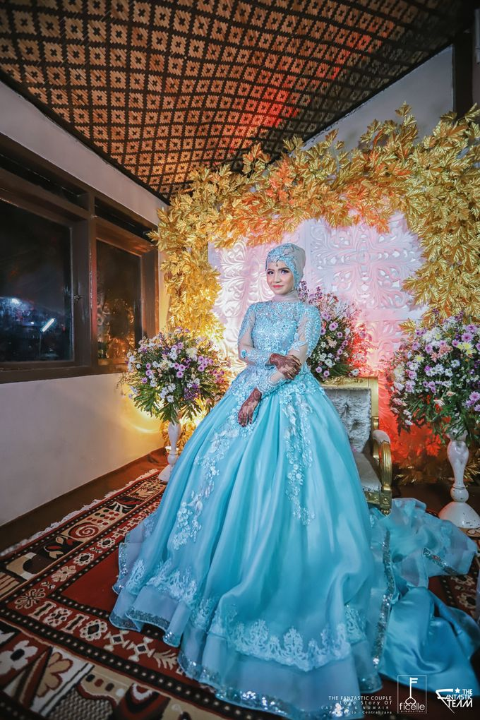 Wedding Latifah & Numair by Ficelle Photography - 001