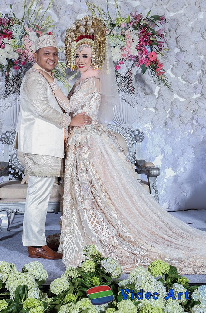 The wedding story  of Echa & Harya by Video Art - 046