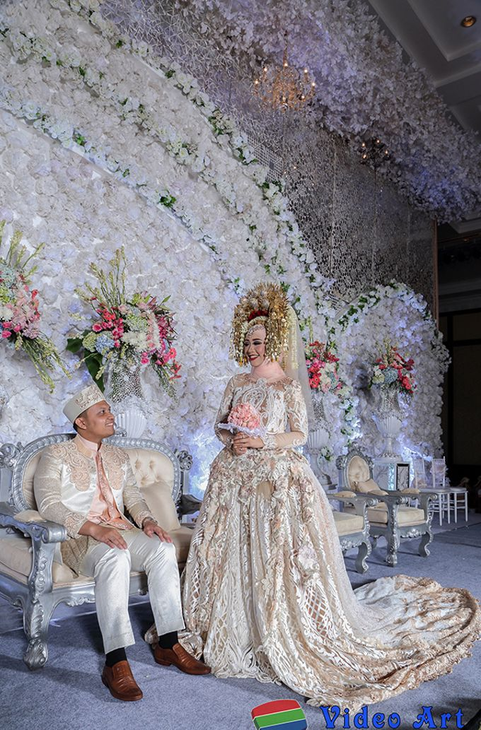 The wedding story  of Echa & Harya by Video Art - 047