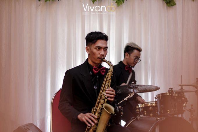 The Wedding of Ditha and Ramadhan by Vivando Music Entertainment - 004