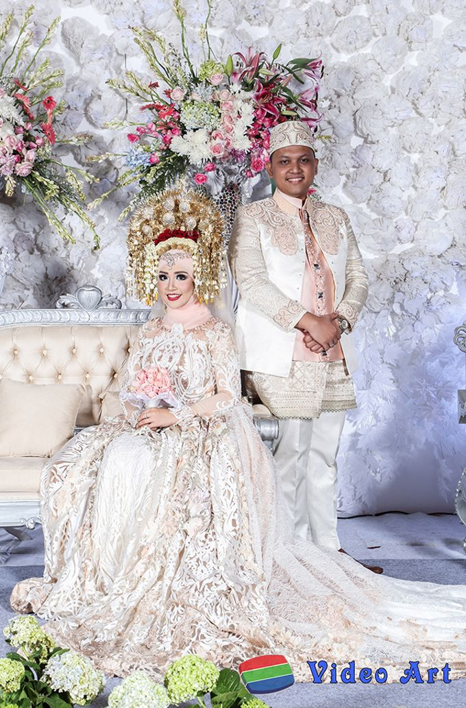 The wedding story  of Echa & Harya by Video Art - 048