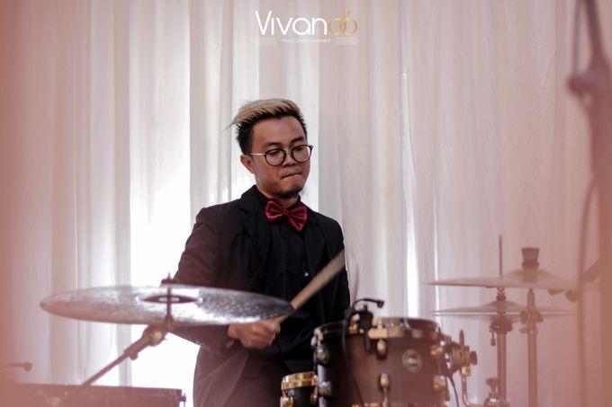 The Wedding of Ditha and Ramadhan by Vivando Music Entertainment - 005