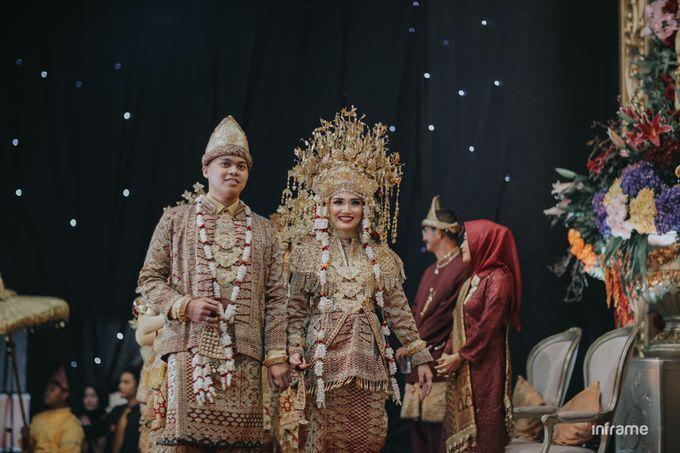 Yozha & Weldy Wedding day by Inframe photo video - 035