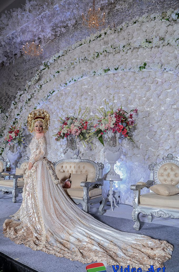 The wedding story  of Echa & Harya by Video Art - 049