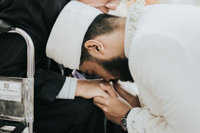 THE WEDDING OF RIO & HAYDE by alienco photography - 049