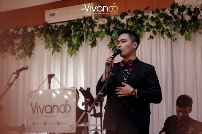 The Wedding of Ditha and Ramadhan by Vivando Music Entertainment - 002