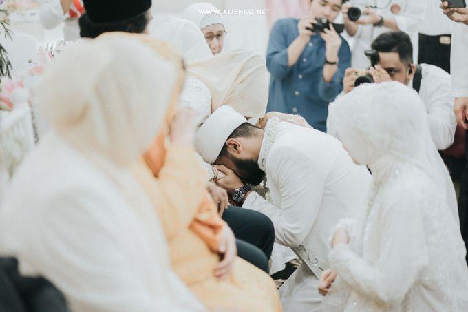 THE WEDDING OF RIO & HAYDE by alienco photography - 050