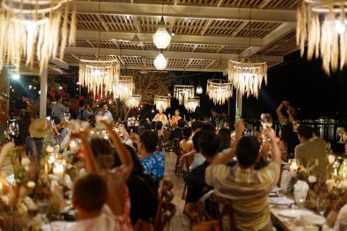 Ayla Dimitri & Rama Wedding at Plataran Komodo by Plataran Indonesia - 034
